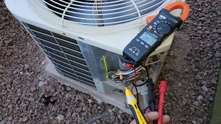 AC Not Working... Contactor Not Getting VOLTAGE