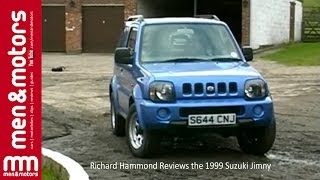 Richard Hammond Reviews the 1999 Suzuki Jimny