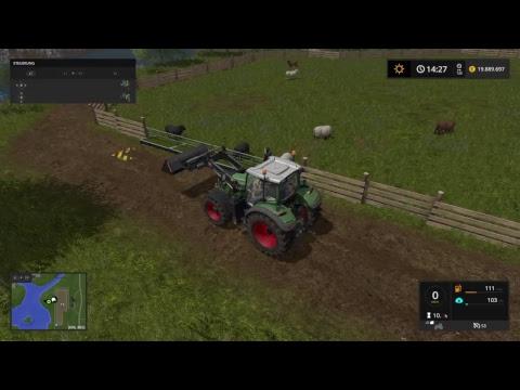 Ls FS 17 - neue fahrzeuge kaufen und tiere weiter dann platin
