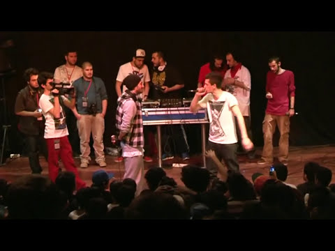 Allame vs Joker (DevRap Freestyle)