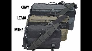 Тактическая Сумка 5.11 Tactical Rush Delivery X-RAY Messenger Bag