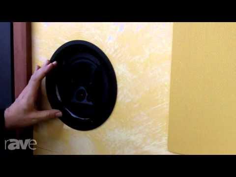 CEDIA 2013: James Loudspeakers Details its QX Series In-Wall Speakers
