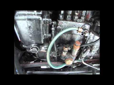 Зажигания трактора 80 - YouTube