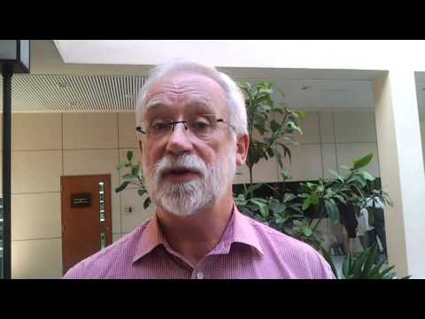Dr Chris Hails in Singapore: The Living Planet Report 2012