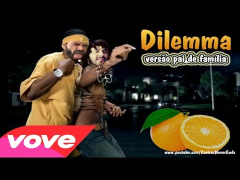 DILEMMA DO VTNC | Paródia Nelly ft. Kelly Rowland