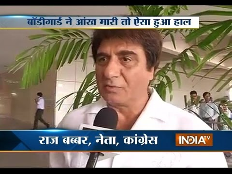 Agra Molestation Case: Raj Babbar Says Govt Should Take Lesson From The Incident