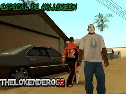 GTA San Andreas - Loquendo : Noche Maligna - (Especial de Halloween 2011)