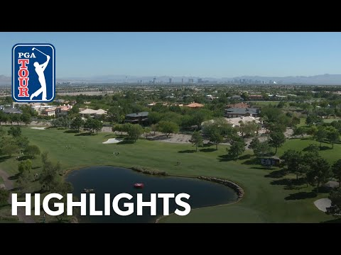 Highlights | Round 1 | Shriners 2019