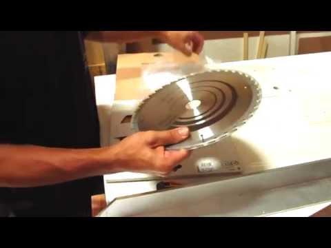 Lamina de serra circular Bosch para madeira