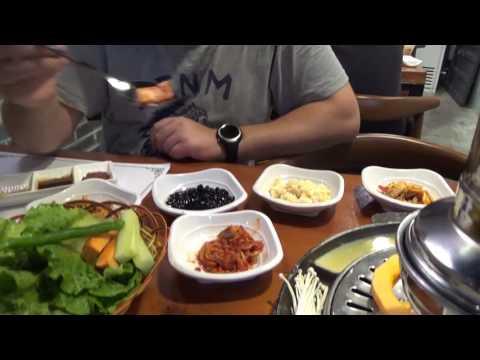 Китай и кухни мира #1: Корейский ресторан