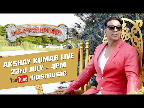 Watch Akshay Kumar Entertain You | Entertainment