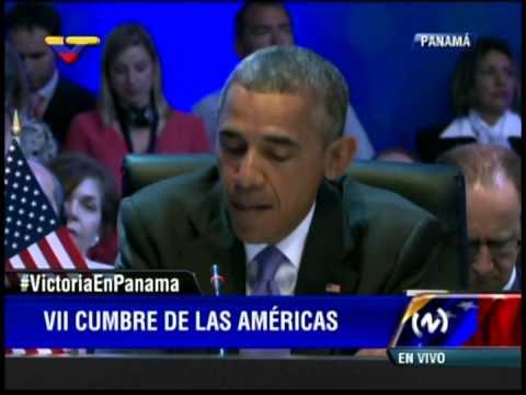 Cumbre de las Américas 2015: Discurso completo de Barack Obama en la plenaria