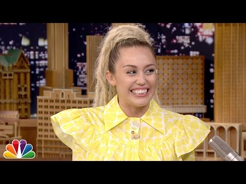 Emotional Interview with Miley Cyrus