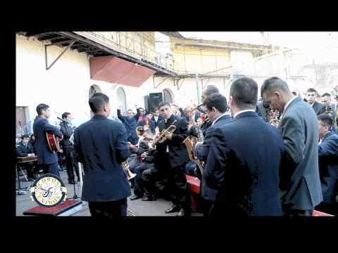 Coro cantado por los hermanos de la penitenciería de santiago
