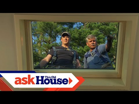How to Replace a Skylight