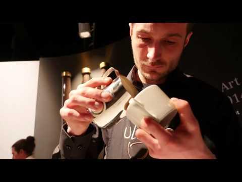Siemens EQ Kaffeevollautomat Interview Barista Weltmeister Christian Ullrich
