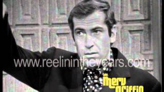 Jane Fonda & Roger Vadim Interview- Nudity and Playboy (Merv Griffin Show 1967)