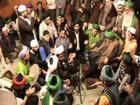 Nakshibendi Sufi Naat - Shah-e-Mardan Ali