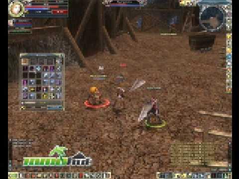 Rohan Online Dungeon Run Video
