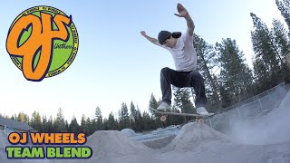Dirt Jumps, Burnside, and Backyard Pools | OJ Wheels Fresh Blend