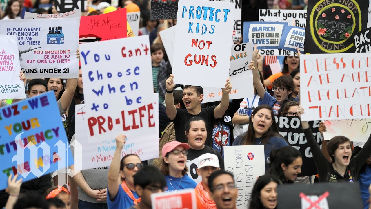 What's next after March for Our Lives?