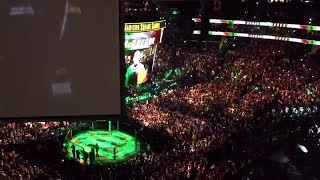 UFC 205: Conor McGregor Entrance Walkout