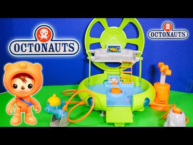OCTONAUTS Disney Octonauts OctoLab a Disney Octonauts Video Toy Review
