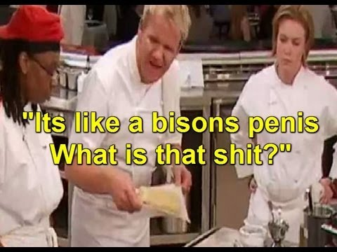 Hells Kitchen Season 6 + 7 Uncensored Extended Highlights  (GORDON RAMSAY HIGHLIGHTS)