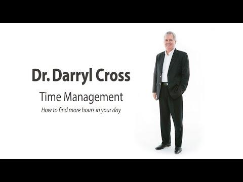 Darryl Cross - Time Management