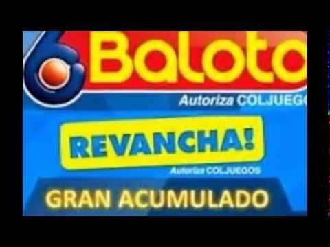 RESULTADOS BALOTO COLOMBIA