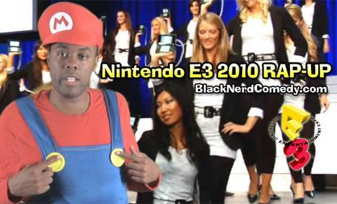 NINTENDO E3 2010 RAP-UP Music Video