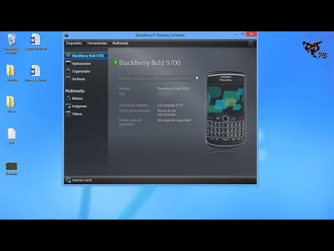 Descargar blackberry desktop sofware ultima version 2014