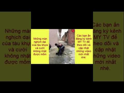 FUNNY CHINESE VIDEO- 100% CUỜI RA NƯỚC MẮT, KHÔNG XEM QUÁ TIẾC #1
