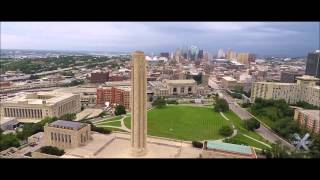 Liberty Memorial in Kansas City Missouri