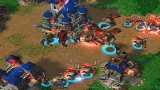 Warcraft 3 - Gameplay