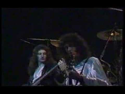 Stone Cold crazy Live at the Rainbow 1974!