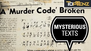 Top 10 Unbreakable Ciphers and Codes