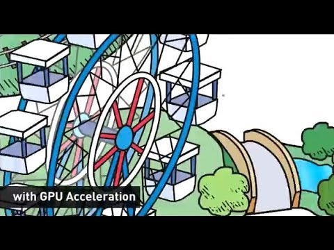 How NVIDIA GPUs Accelerate Adobe Illustrator CC