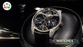 Emmanuel Bouchet new timepieces of Baselworld 2017