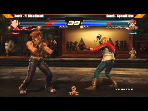 Tekken Tag Tournament 2 Mason Dixon Exhibition The Fall Classic Tournament