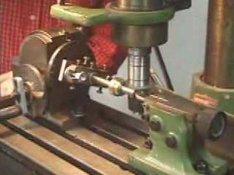 Making, Cutting & Machining an involute Spur Gear