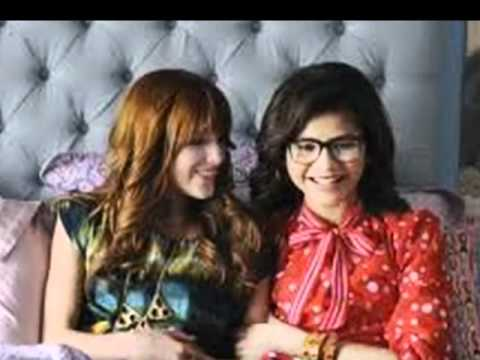 bella thorne and zendaya coleman best friends