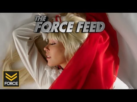 The Force Feed - Game Exploits Sexually Frustrated Men