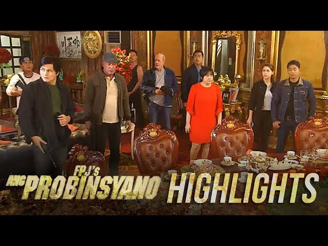 Lily welcomes the Vendetta in her home | FPJ's Ang Probinsyano