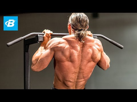 Built By Science - Anatomy, Biomechanics, & 6 Week Training Program - Back - Bodybuilding video