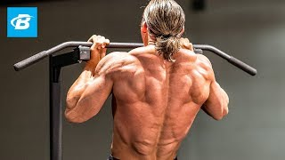 Built by Science - Anatomy, Biomechanics, & 6 Week Training Program - Back - Bodybuilding.com