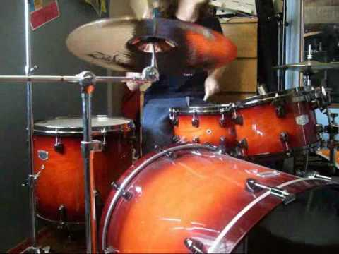 Paramore Drum Cover- Ignorance video