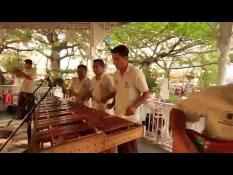 Ahí Viene la Marimba