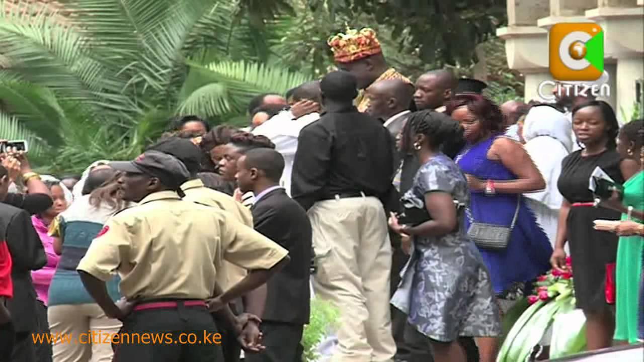 Raila odinga daughter wedding
