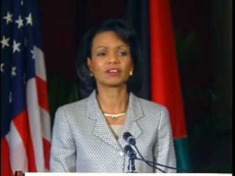 Condoleezza Rice voices new hope for Bethlehem and Palestine